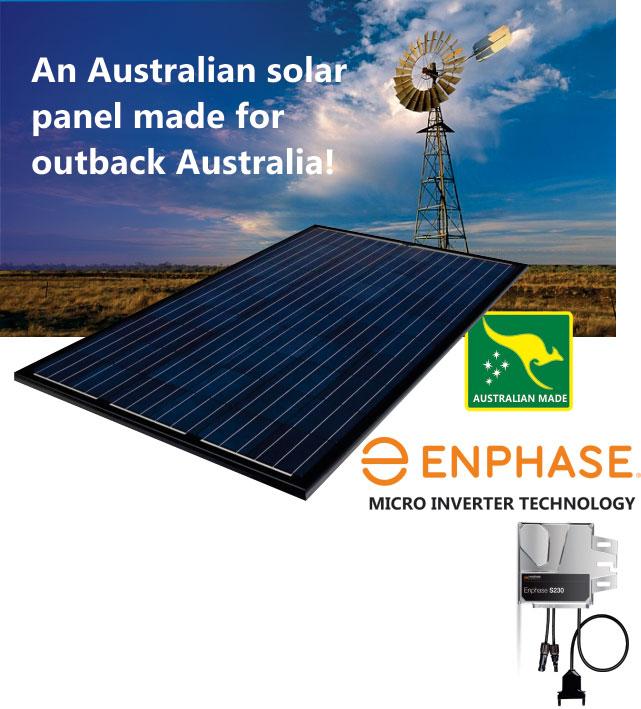 Australian Solar Enphase